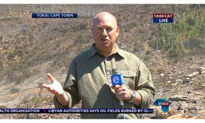eNCA Cape town fires