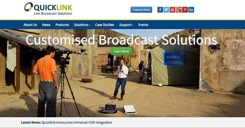 Quicklink Website