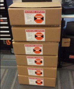 tx boxes shipped