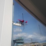 Bebop in perch&stare Le Bourget air-show