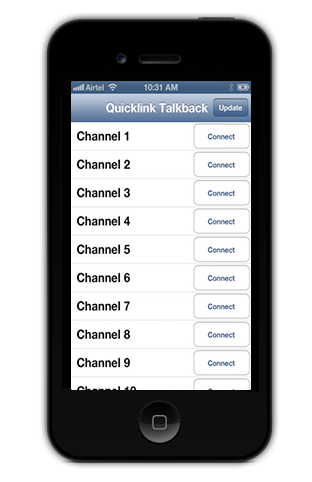 Talkback App - Quicklink