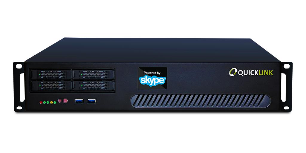 The Quicklink TX | Skype TX